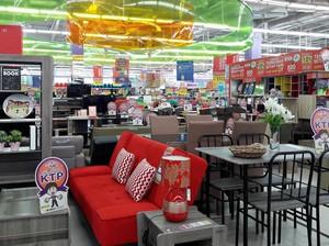 Furnitur Mulai Hingga Meja Makan di Transmart Carrefour