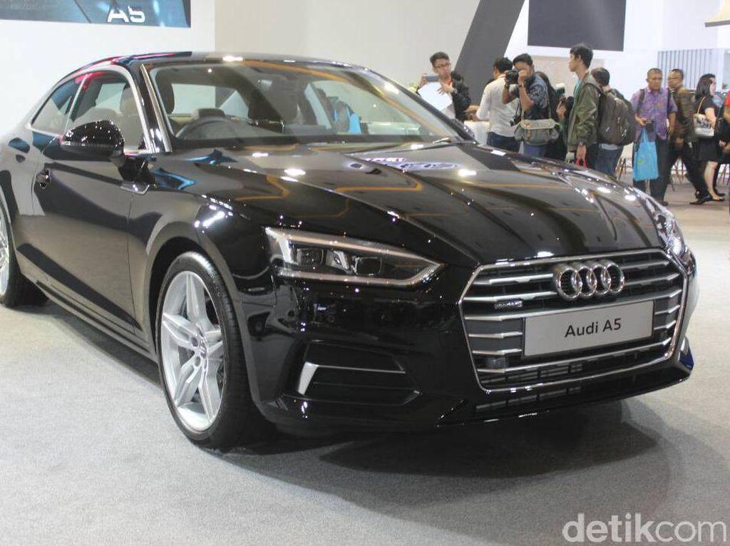 Sedan Elegan dan Atletis Audi A5
