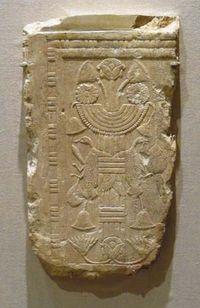 rangkaian bunga kuno mesir