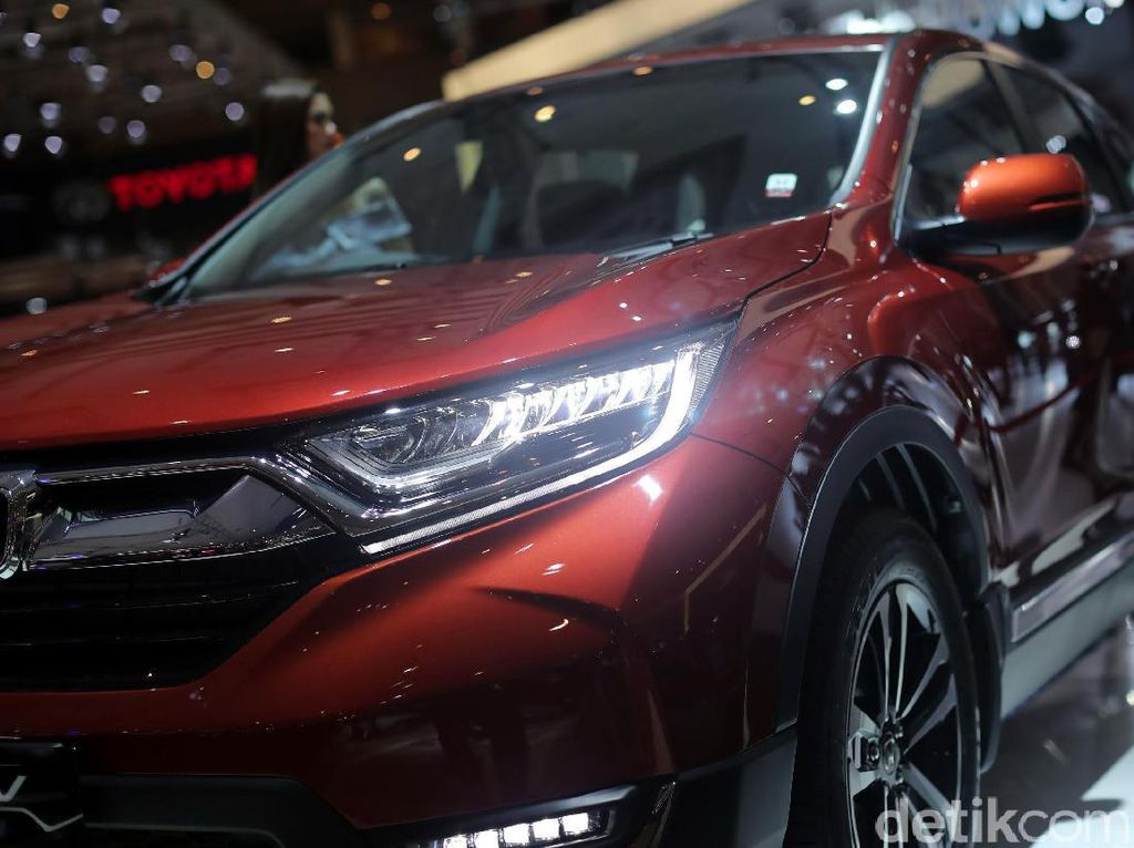 Wow! Umur CR-V Sudah Seperempat Abad, Tahun Depan Makin Irit BBM