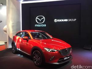 Mazda Perpanjang Harga Promo Crossover CX-3 Sampai Akhir Lebaran