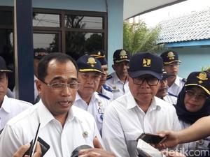 Menhub akan Buka Kembali Jembatan Timbang Balonggandu Karawang