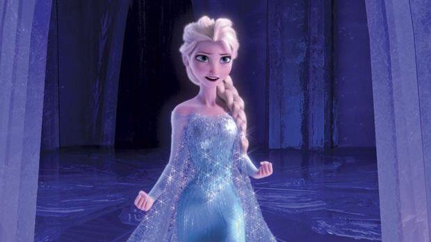 Adegan film Frozen