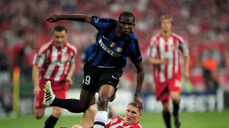 Ceramah Etoo Bikin Inter Juara Liga Champions 2010