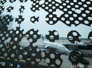 Melihat Fasilitas Penerbangan Internasional di Terminal 3