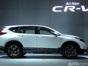 Tambah Turbo, CR-V Harganya Cuma Naik Rp 4 Jutaan