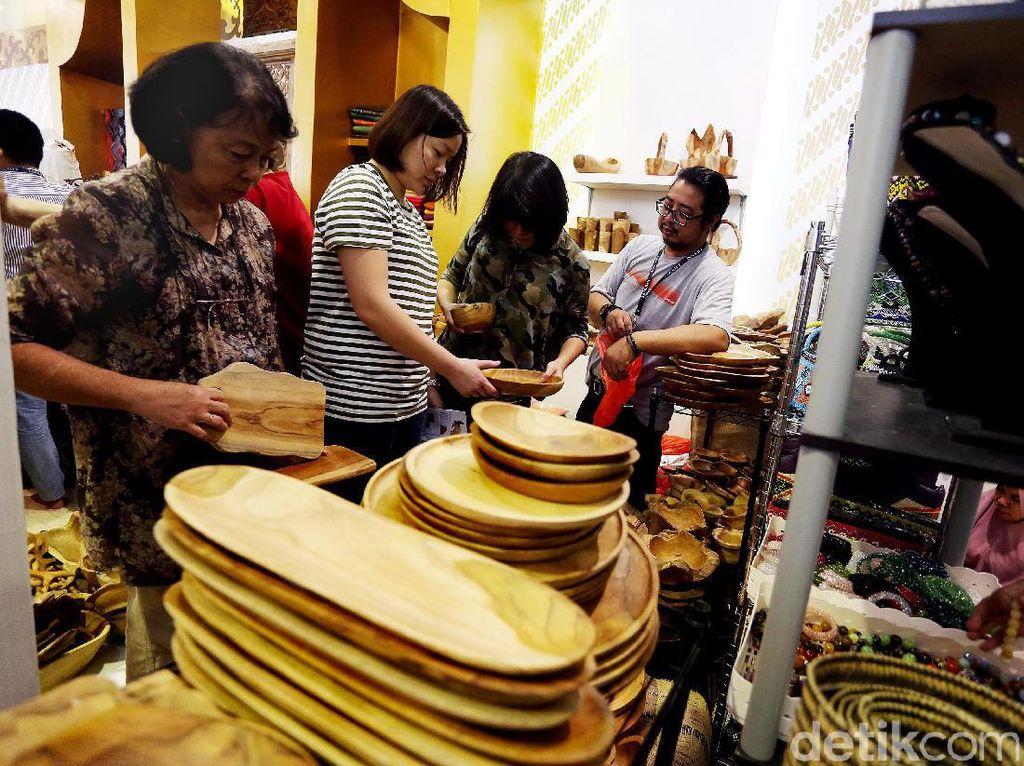 Jokowi: Industri Kerajinan Serap 1,3 Juta Tenaga Kerja