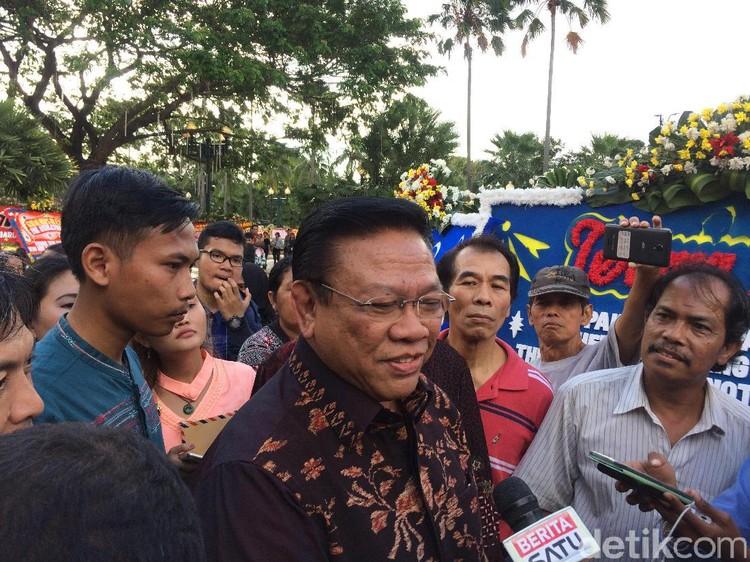 Agung Laksono: Golkar Tepat Pilih Jokowi, Tinggal Cari Wakil