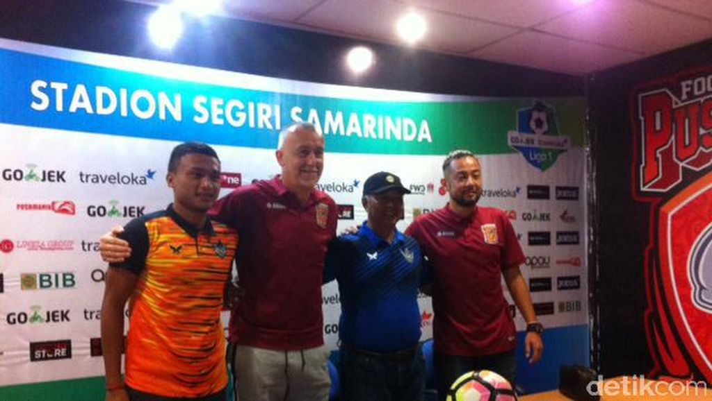 Persegres Gresik United Tak Keder dengan Marquee Player Borneo FC
