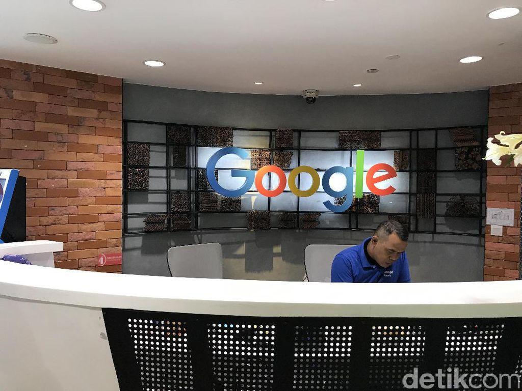 Mengintip Asyiknya Markas Google Indonesia