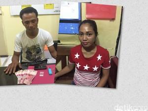 Pasutri Muda Berurusan dengan Polisi karena Jualan Sabu di Rumah