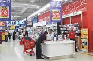 Transmart dan Carrefour Gelar Diskon 10% Laptop dan 5% Smartphone