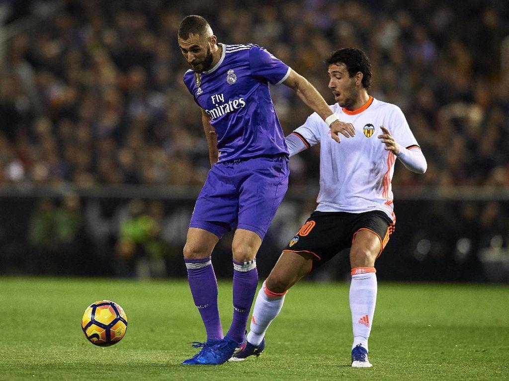Madrid Hadapi Laga Tricky Lawan Valencia dan Derby Catalan