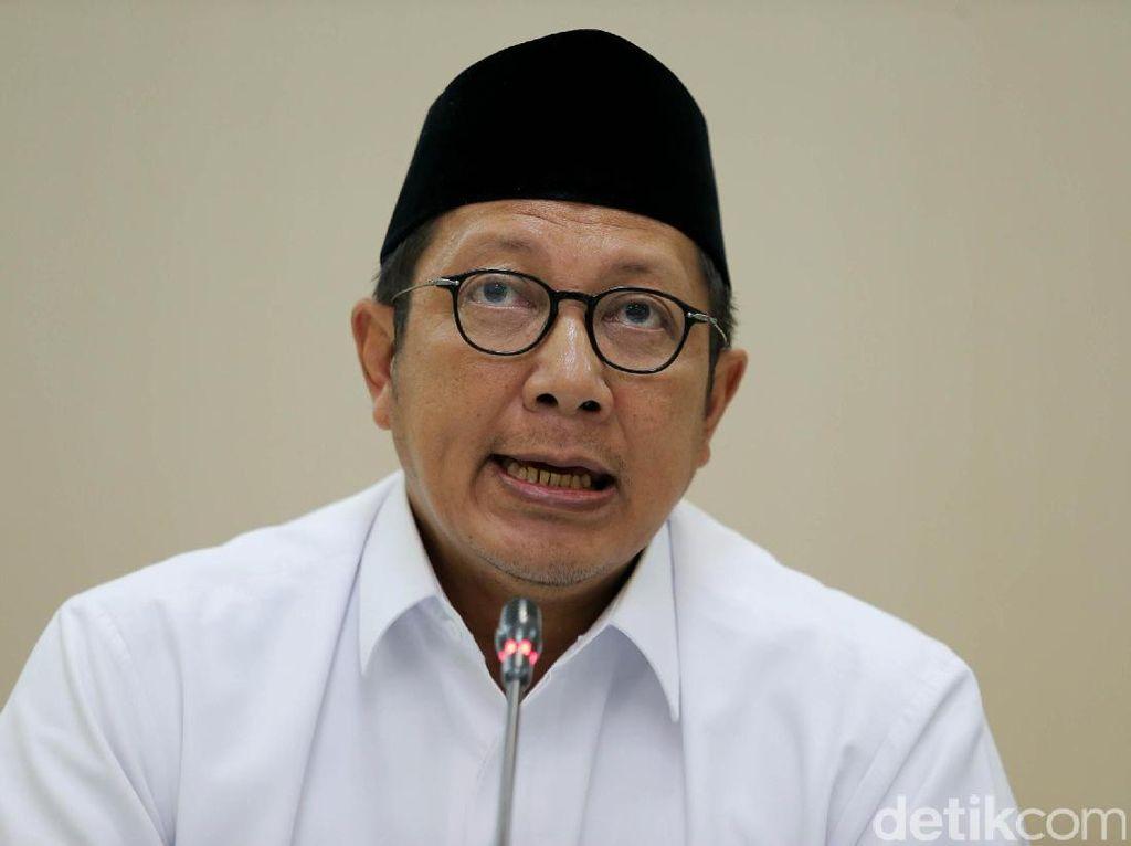 Pemkot Depok Segel Masjid Ahmadiyah, Menag Harap Ada Upaya Persuasif