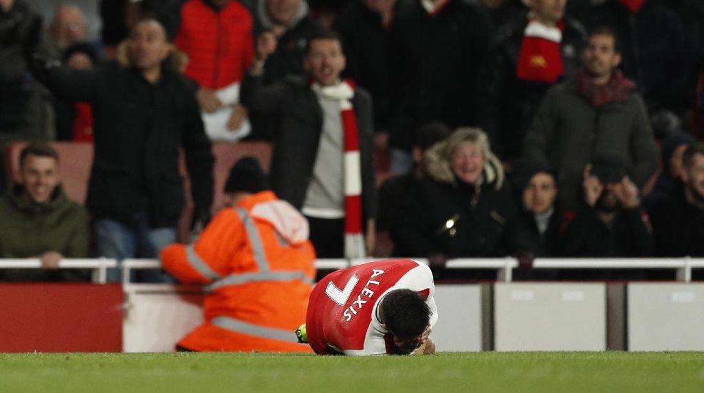 Wenger: Reaksi Sanchez Kemarin Tidaklah Memalukan