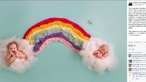 Makna Mendalam di Balik Foto 2 Bayi Laki-laki Menggemaskan