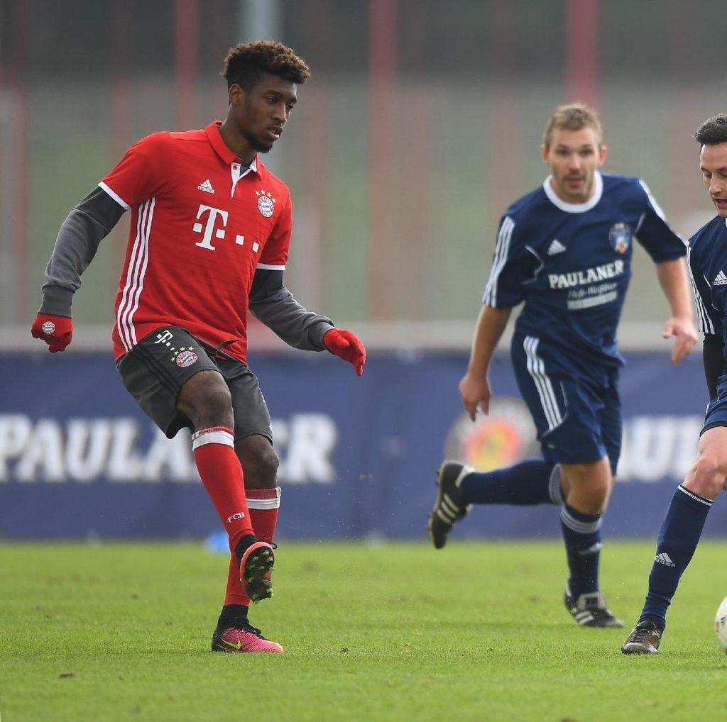 Bayern Berniat Permanenkan Coman