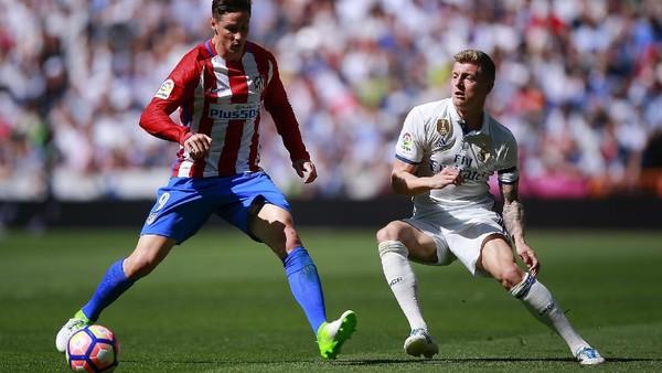 Rapuhnya Lini Belakang Madrid yang Bisa Dimanfaatkan Atletico