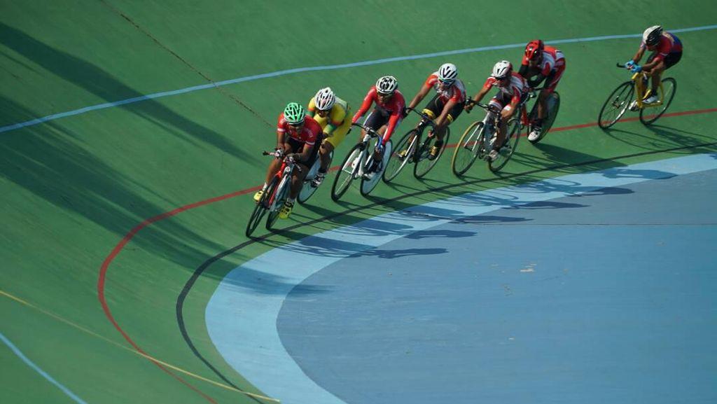 Tentang Peluang Balap Sepeda dan Persaingan di SEA Games 2017