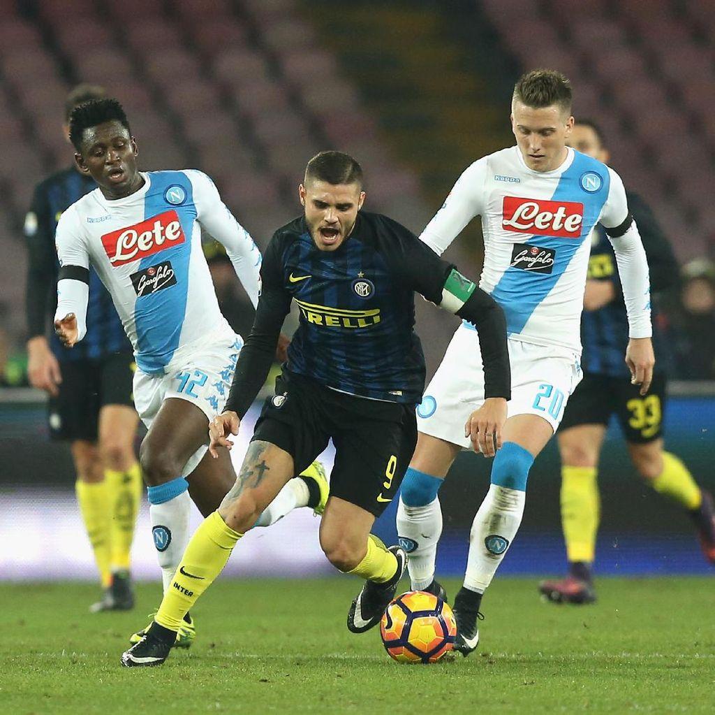Persaingan Scudetto Kembali Berlanjut: Inter vs Napoli, Juve vs Udinese