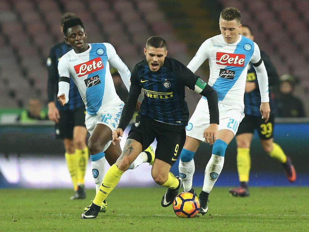 Duel Panas Tim Papan Atas: Napoli vs Inter