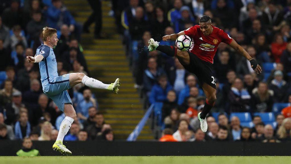 MU Perpanjang Catatan Tak Terkalahkan, City Kembali Gagal Bikin Gol di Derby