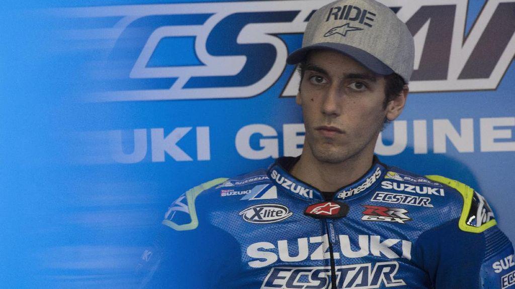 Alex Rins Cedera, Suzuki Tunjuk Takuya Tsuda Jadi Pebalap Pengganti di Jerez