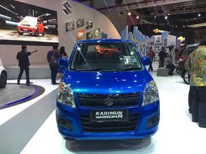 Tampang Baru Suzuki Karimun Wagon R