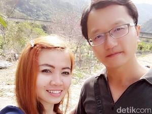 TKW Asal Cirebon Ini Resmi Menikah dengan Pria Taiwan