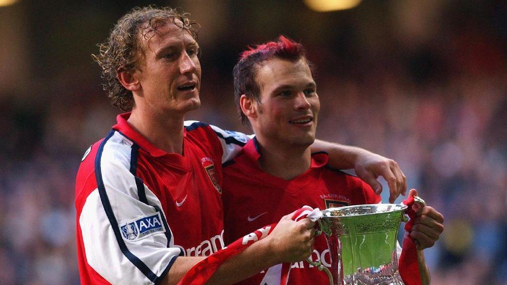 Parlour Ungkap Momen Terbaiknya di Arsenal