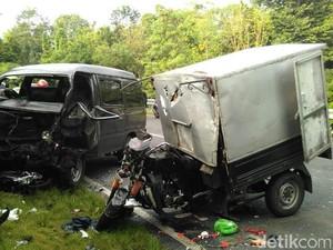 Pasangan Suami Istri ini Tewas Tertabrak Mobil di Bantul