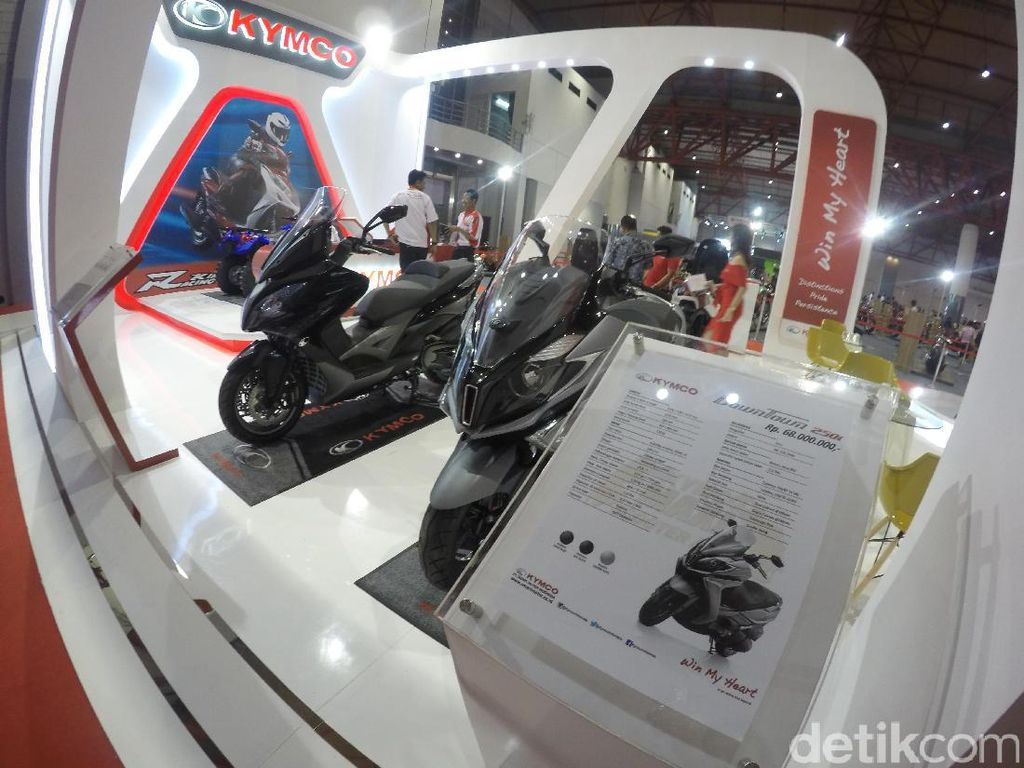 Kymco is Back!
