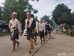 Tradisi Seba dan Prinsip Suku Baduy Jaga Keseimbangan Alam