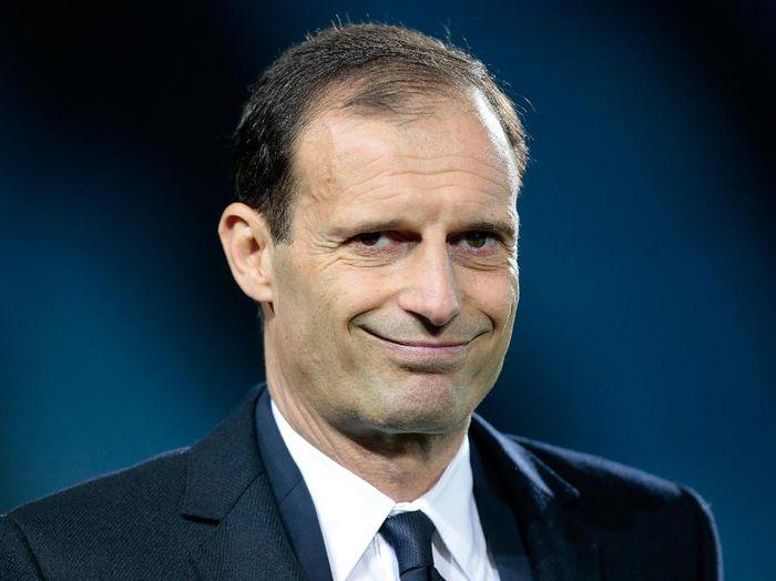 Pelatih Juventus, Massimiliano Allegri. (Foto: Emilio Andreoli/Getty Images)
