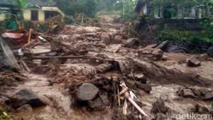 Tiga warga Magelang Tewas Terseret Banjir Bandang