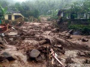 Banjir Bandang Magelang, Ibu Luka Berat, Anak Tewas