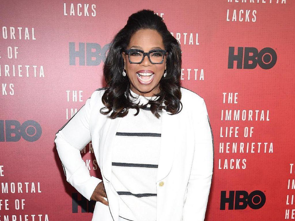 Novel Komikus Captain America Jadi Bacaan Favorit Oprah Winfrey