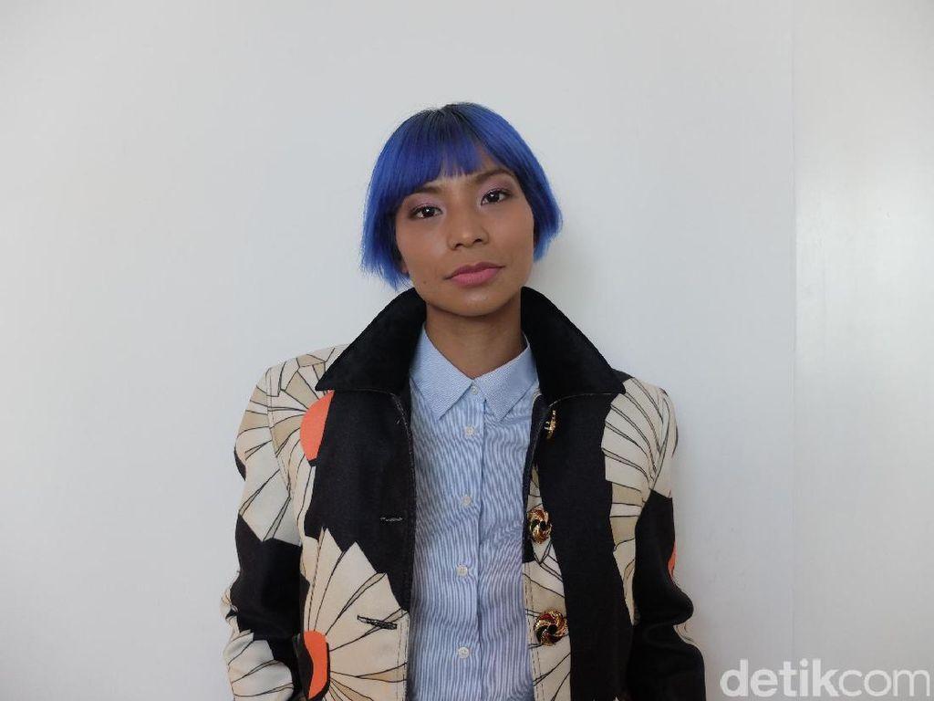 Shareefa Daanish Bagi Tips Rawat Rambut yang Dicat Warna Terang