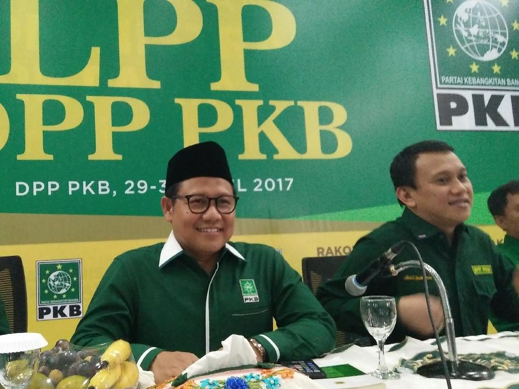 Cak Imin Copot Karding dari Sekjen PKB, Ada Masalah Internal?