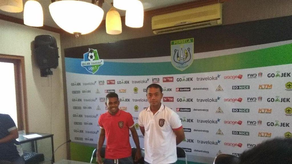 Bali United Bertekad Curi Poin di Kandang Persela