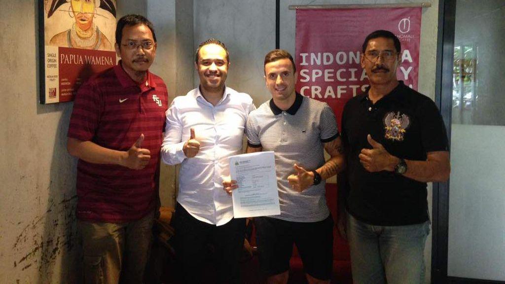 Resmi Gabung Bhayangkara FC, Paulo Sergio Akan Pakai Nomor 70