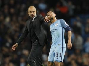 Guardiola: Andai Gabriel Jesus Tak Cedera ...