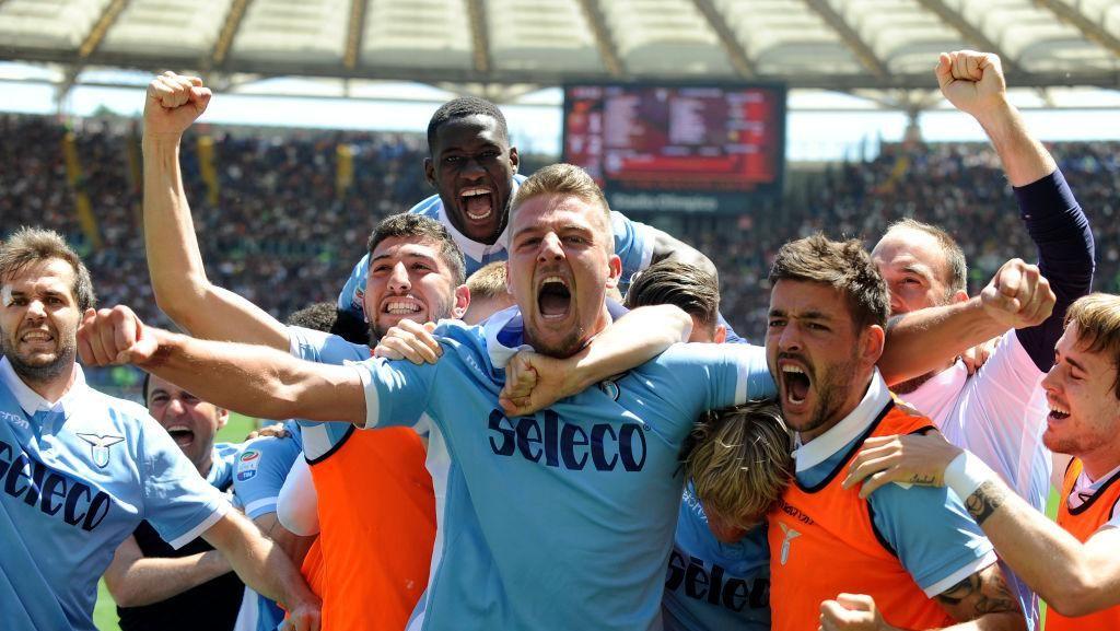 Lazio Kalahkan Roma 3-1