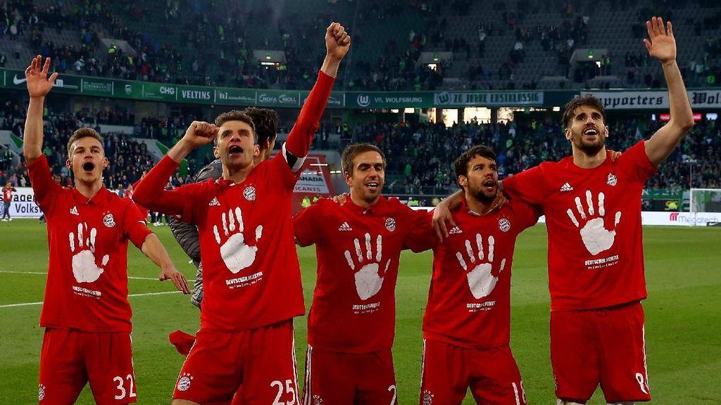 Bayern Layak Juara Bundesliga!