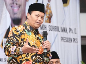 Hidayat Nurwahid: Klaten Mayoritas Muslim, Bukan Basis PKI