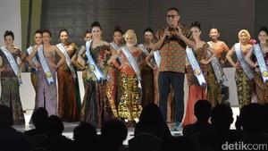 Miss Internet Indonesia 2017 Jadi Duta Anti Hoax