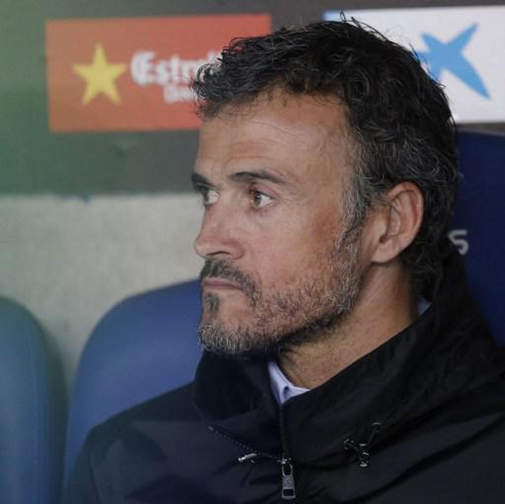 Tunjuk Luis Enrique, RFEF Tak Pakai Konsultasi ke Pemain Spanyol