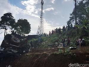 Dishub akan Periksa Penyedia Jasa Sewa Bus yang Kecelakaan di Ciloto