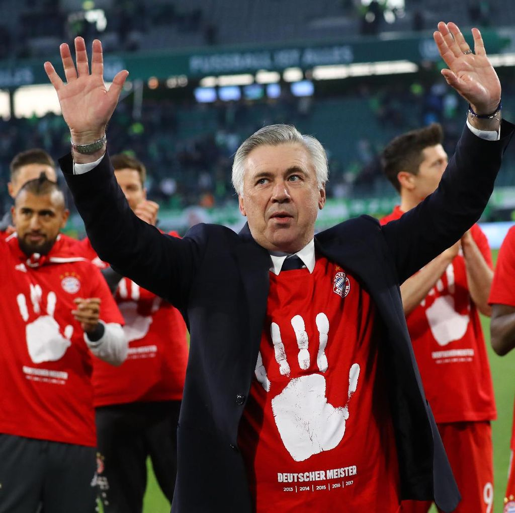 Aktivitas Transfer Bayern Dimulai, Daftar Pemain Incaran Telah Ditentukan