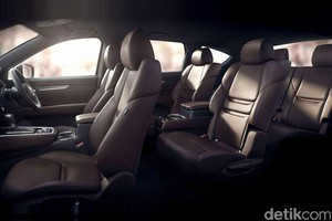 CX-8, Calon Penantang Honda CR-V 7 Penumpang dari Mazda